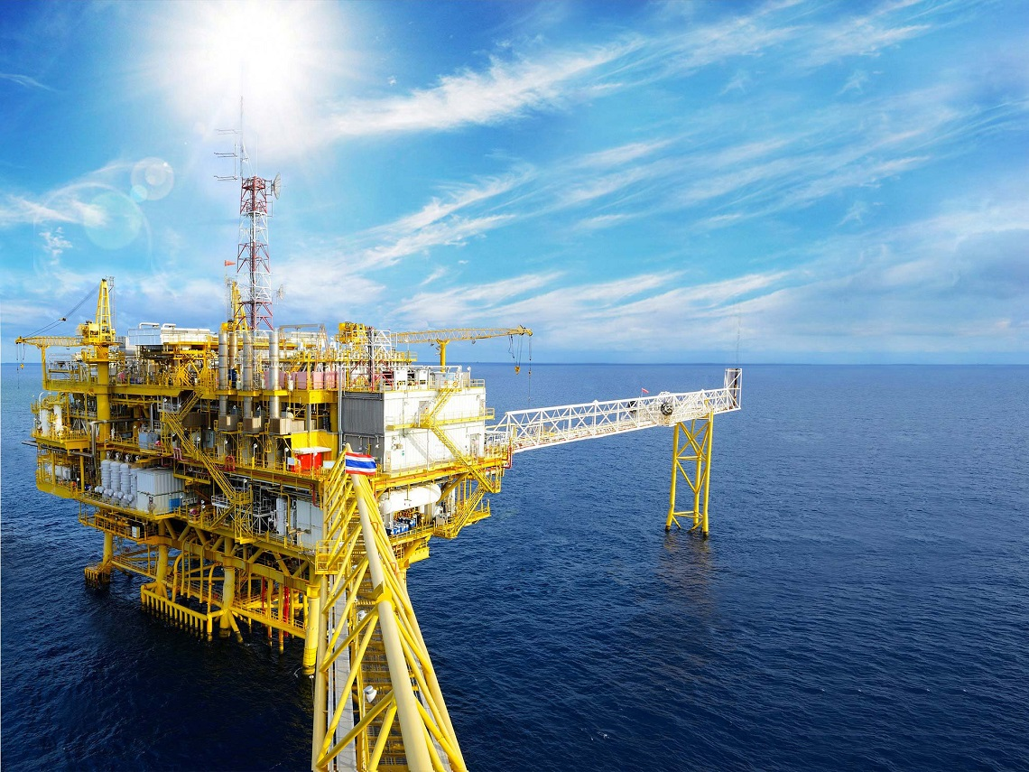 Immage Offshore Engineering : Oil rigs inspections rovdrone